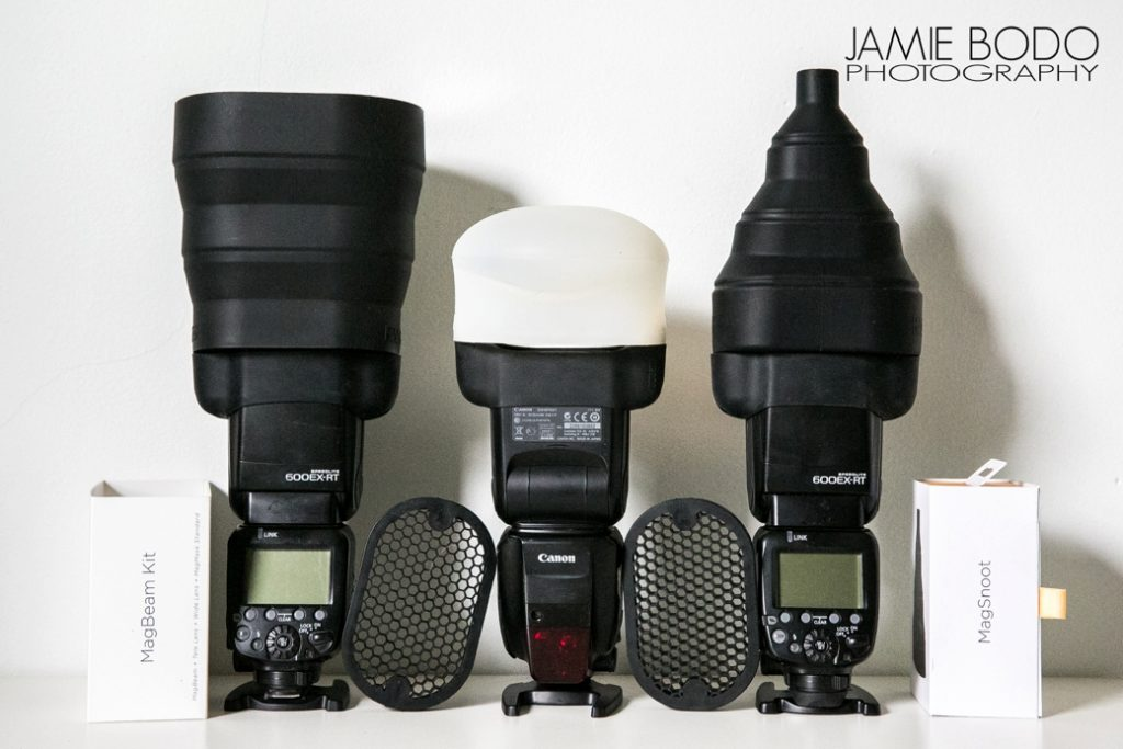 Jamies Canon Wedding Equipment