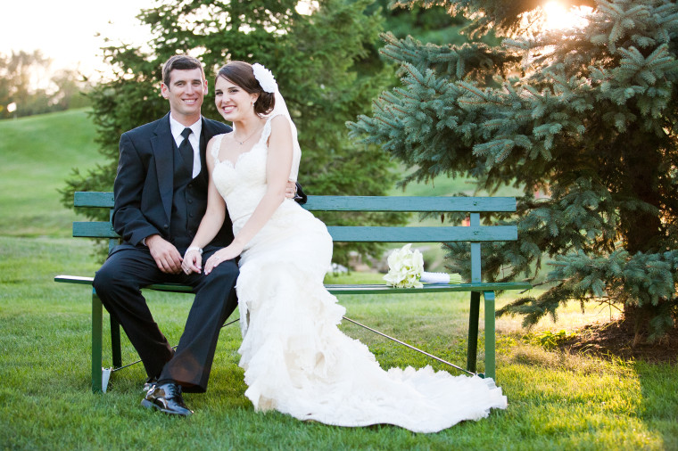 Featured on Koru Wedding Style Beacon Hill Country Club Jamie Bodo Photo