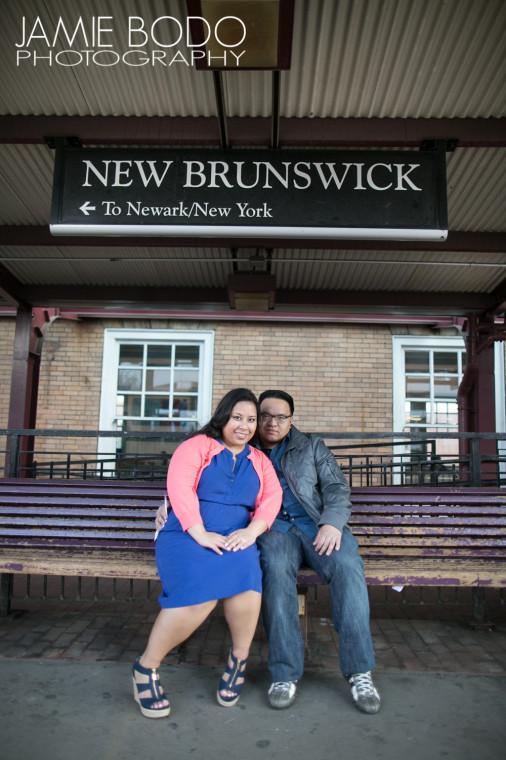 new brunswick engagement photos
