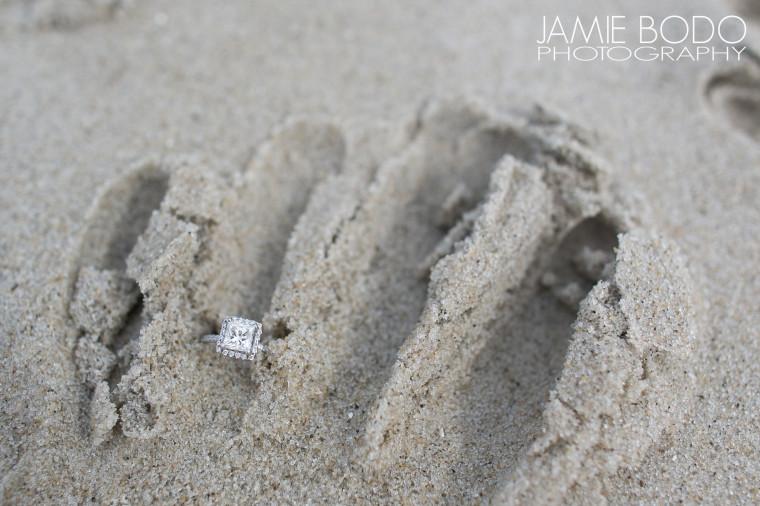 Atlantic City Engagement Jamie Bodo Photo