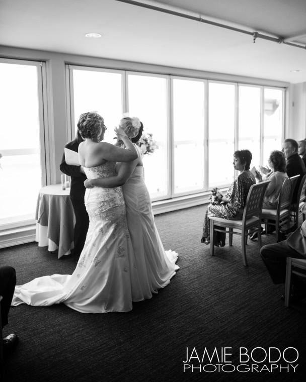 McLoone's Pier House Jamie Bodo Wedding Photo