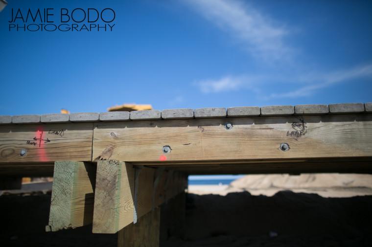 point pleasant beach after hurricane sandy Jamie Bodo Photo