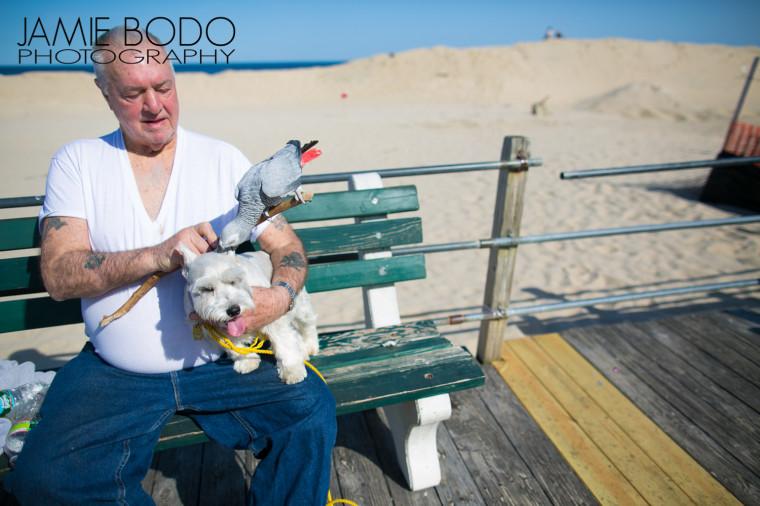 point pleasant boardwalk Jamie Bodo Photo