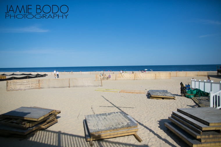 point pleasant beach after hurricane sandy Jamie Bodo Photo