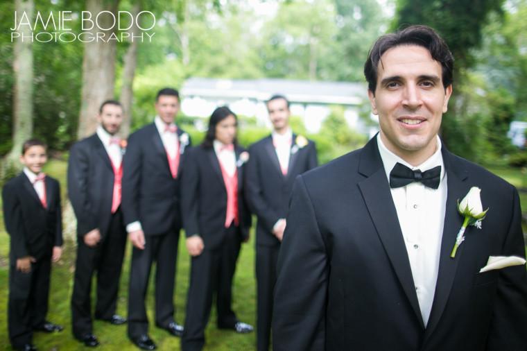 Backyard Wedding Jamie Bodo Photo