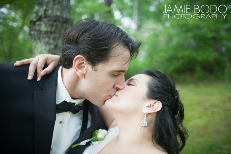 Backyard Wedding Jamie Bodo Photo