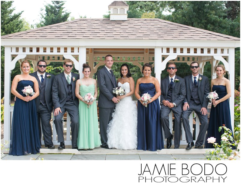 Colonial Park Wedding Photos by NJ wedding photographer Jamie Bodo Photo