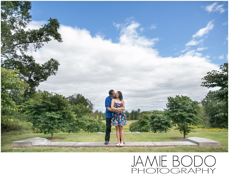 Duke Farms Engagement Photos_0005
