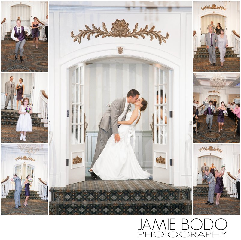 Clarks Landing in Point Pleasant Wedding by Jamie Bodo Photo