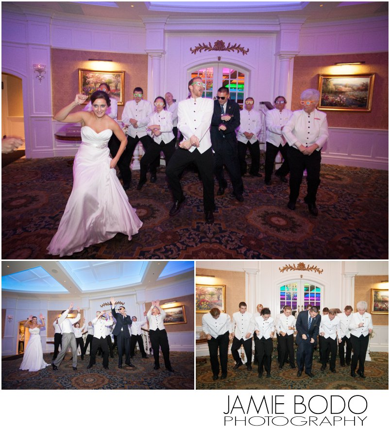 A Wedding at Clarks Landing, Point Pleasant, New Jersey Photo