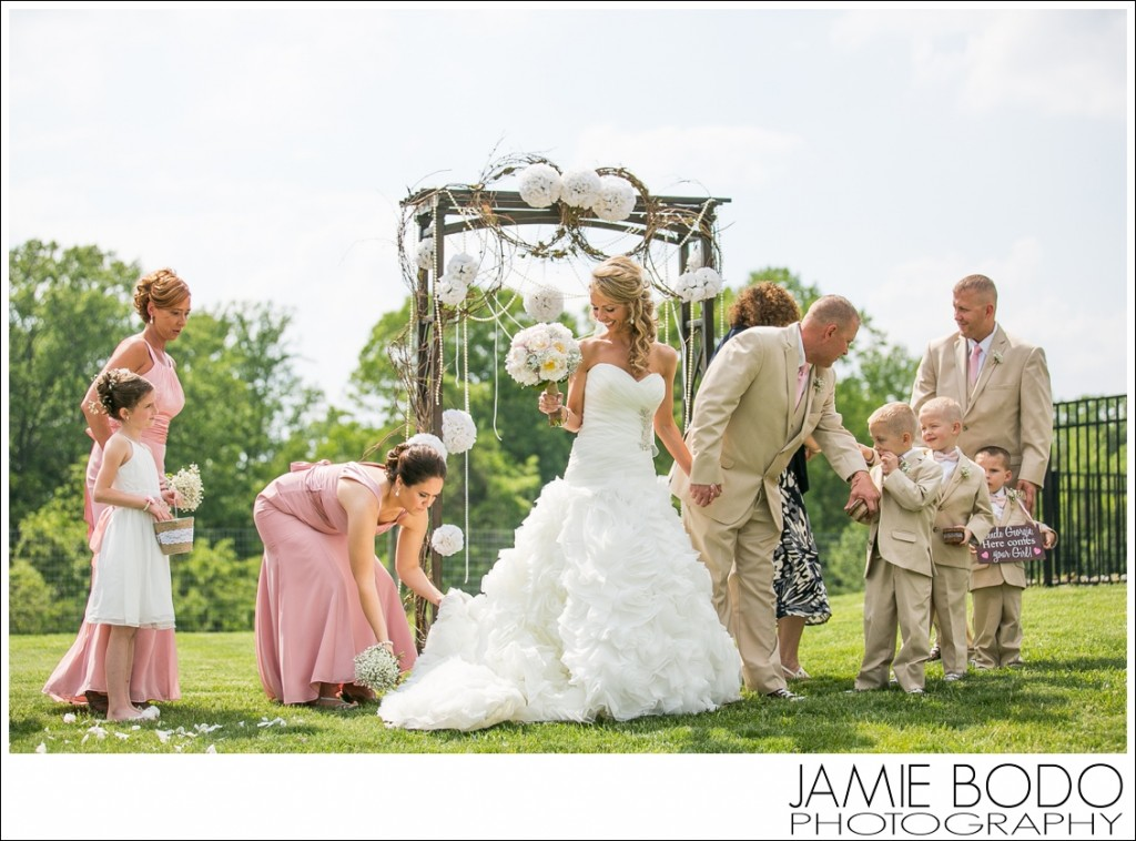 Rodes Barn New Jersey Wedding Photo