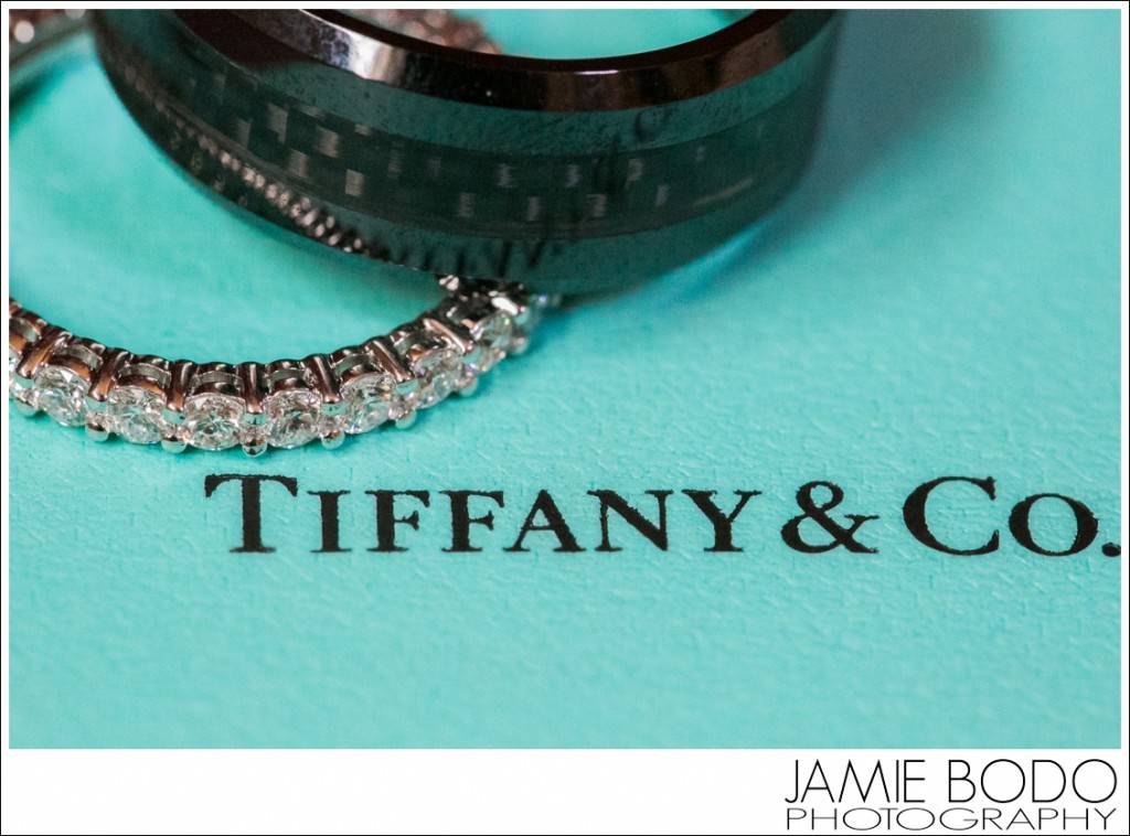 Tiffany Wedding Band by Jamie Bodo Photography