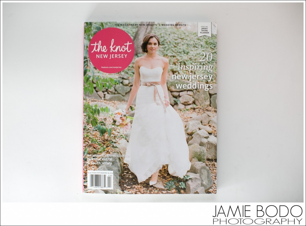 Published in The Knot Fall Winter 2014 Magazine NJ Jamie Bodo Photography_0215