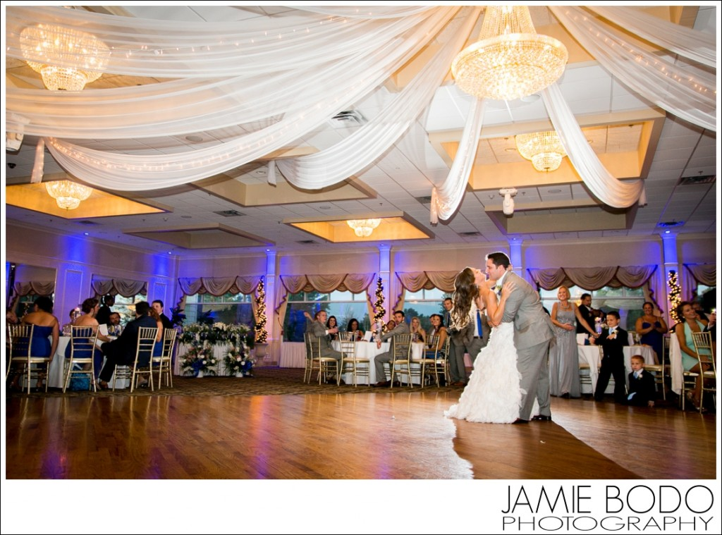 Ballroom at Battleground Country Club Wedding Photos