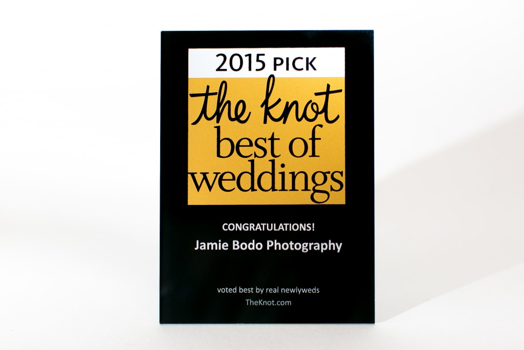 The Knot Preferred Wedding Photographer Jamie Bodo