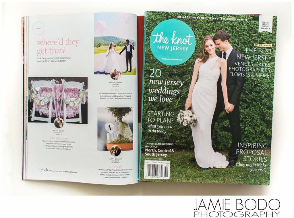Royce Brook Golf Club Wedding Published in The Knot