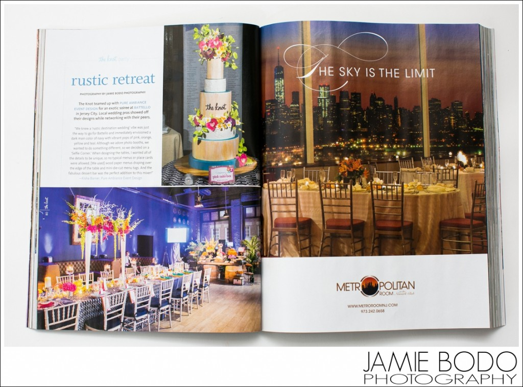 Published in The Knot Spring Summer 2015 Magazine NJ Jamie Bodo Photography_0203