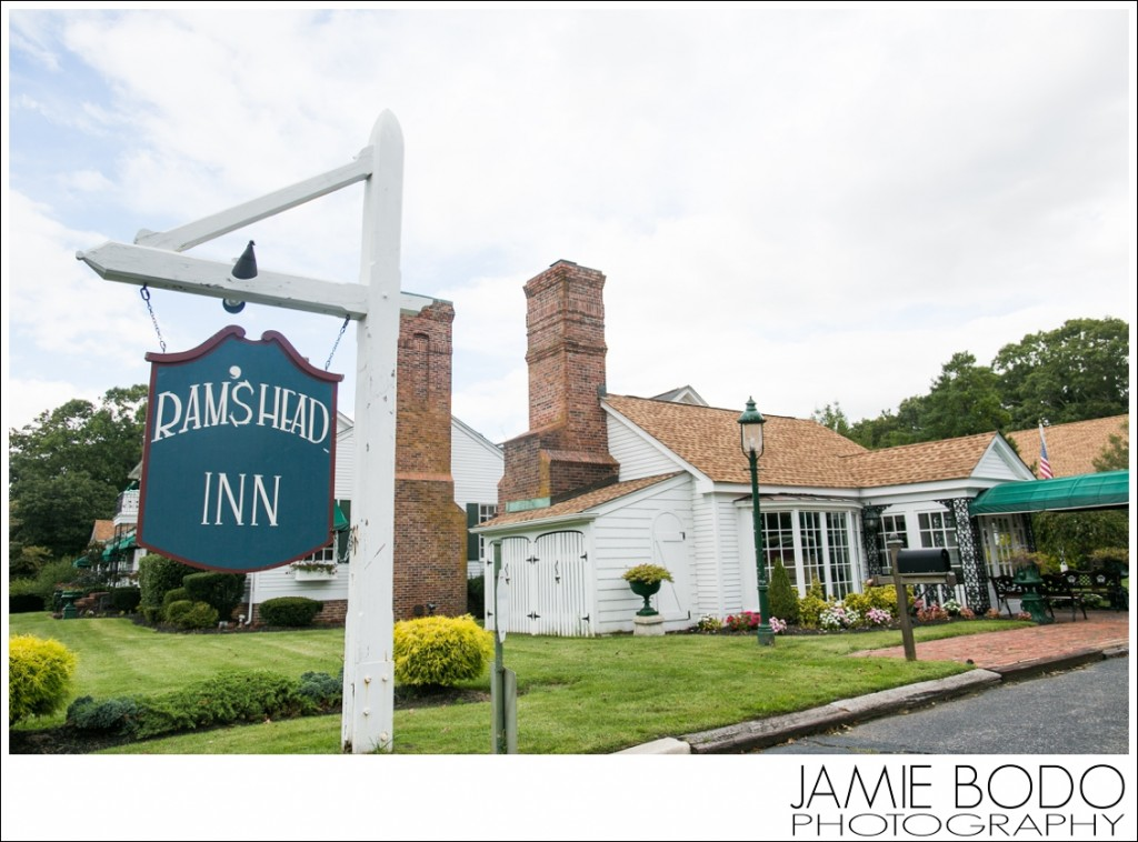 Ram's Head Inn in Galloway NJ Wedding Images