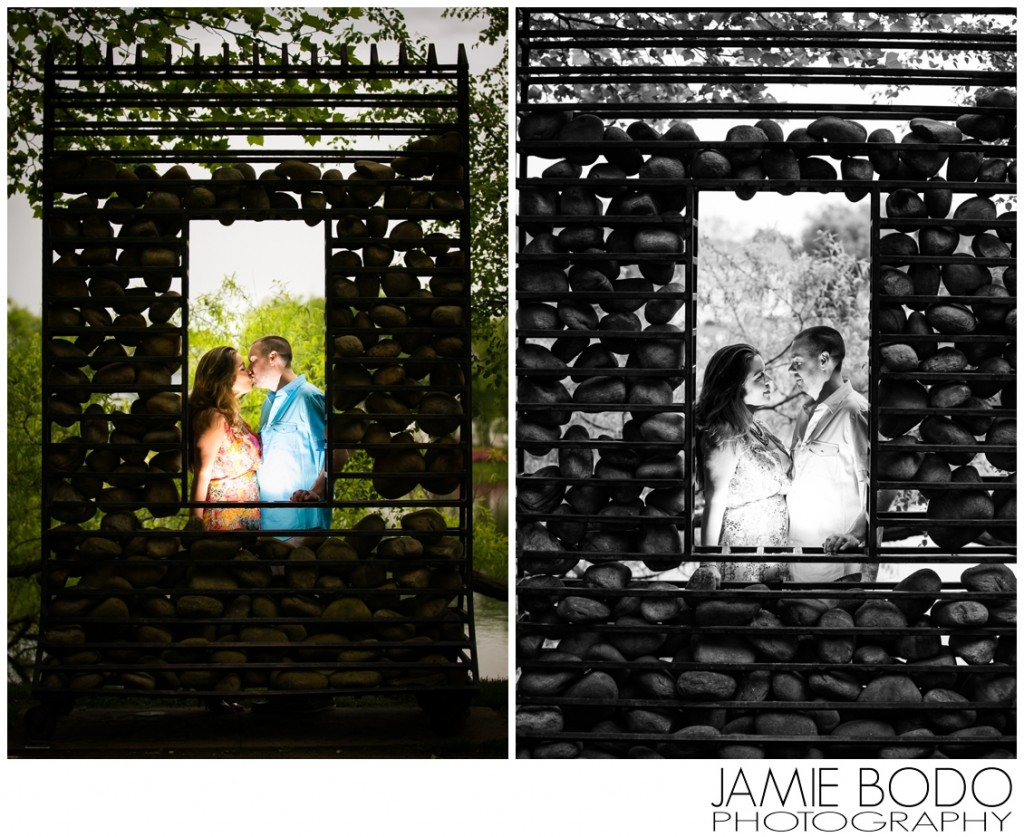 Grounds for Sculpture Engagement Pictures