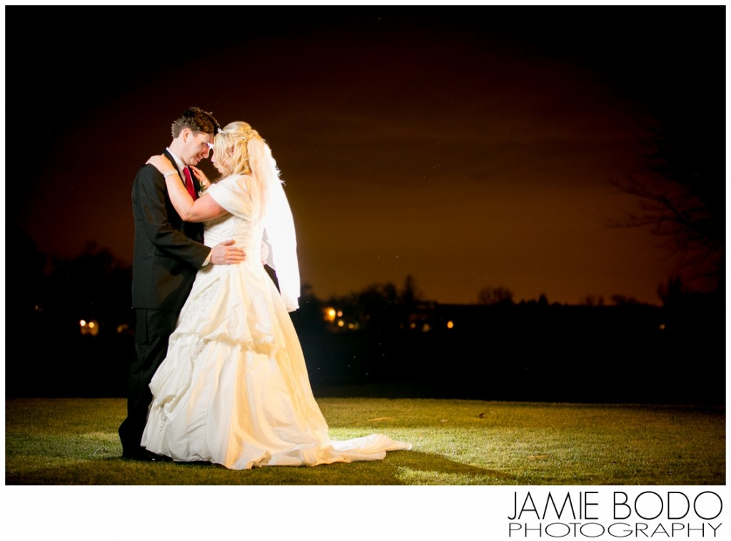 Bridal Portraits at Valleybrook golf club Wedding NJ