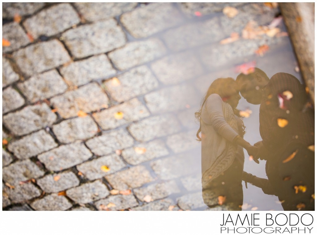 Old City Philly Engagement Session Photos