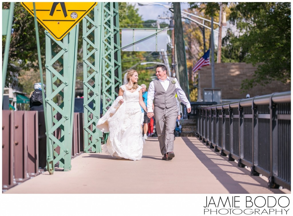 Lambertville House Hotel Wedding Photos