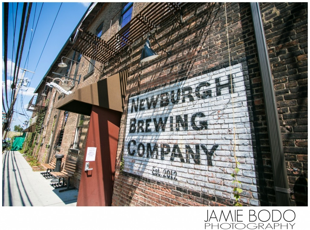 Newburgh Brewing Company Wedding Photos_0014