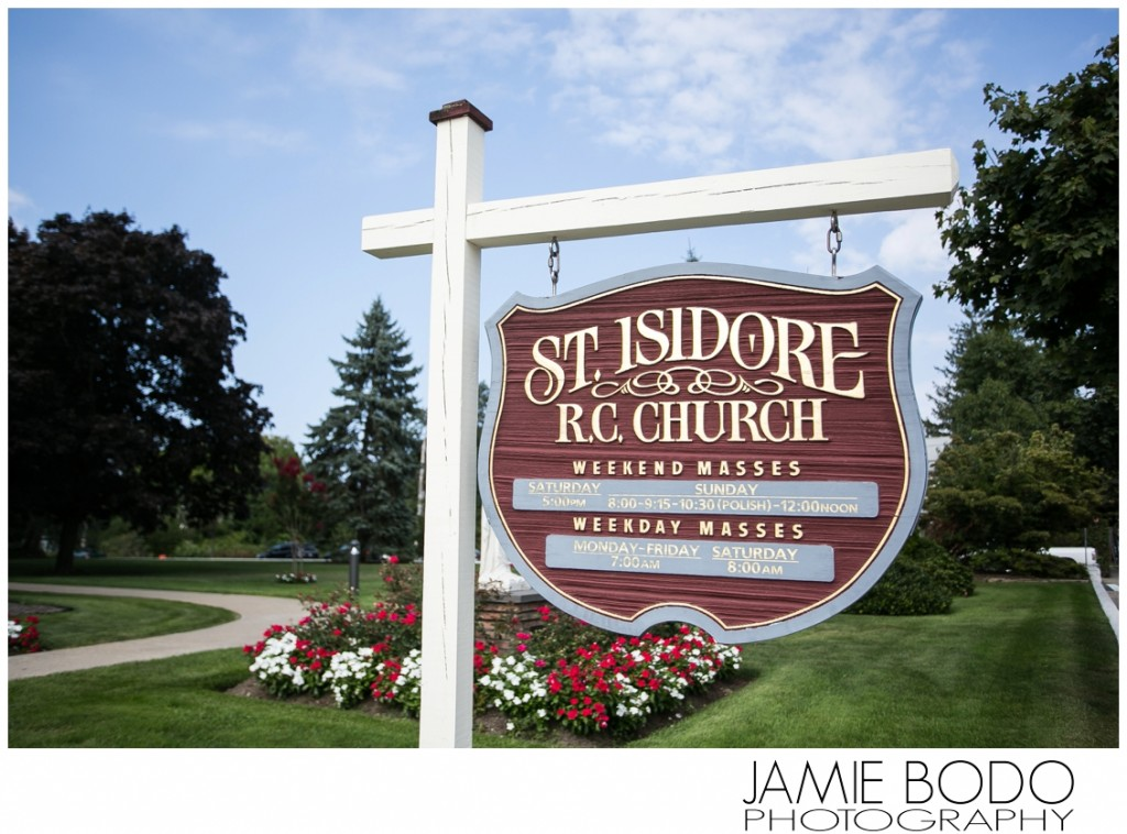 St. Isidore Catholic Church in Riverhead NY Wedding_0004