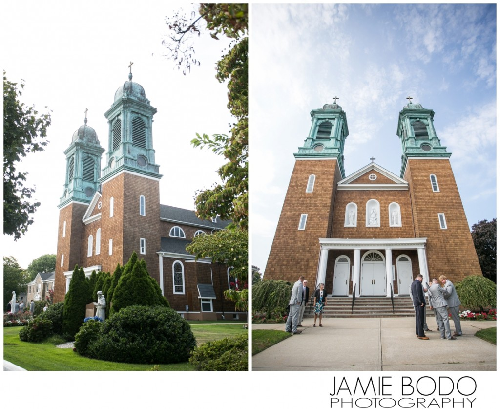 St. Isidore Catholic Church in Riverhead NY Wedding_0005