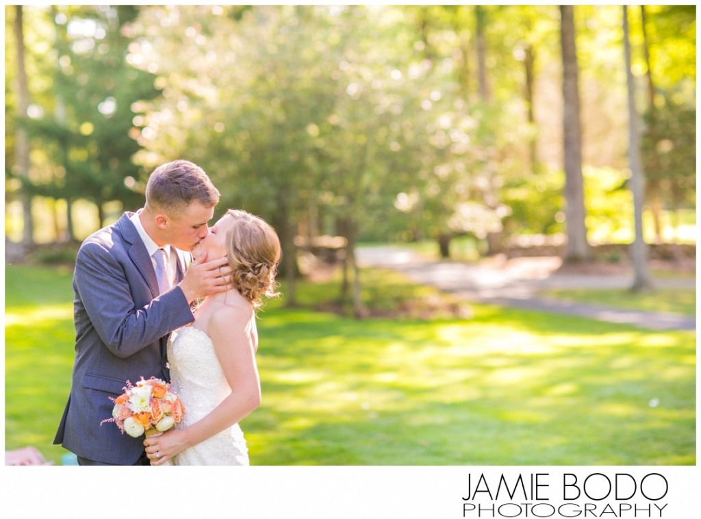 Winding Hills Golf Club Montgomery NY Wedding Photo