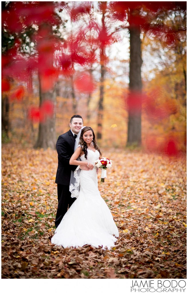 Frelinghuysen Arboretum Wedding Party in Morristown NJ Photos