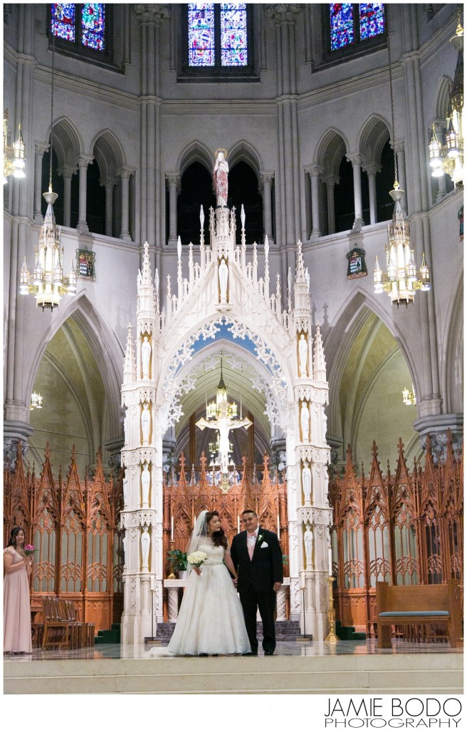 newark cathedral basilica of the sacred heart wedding photos_0013