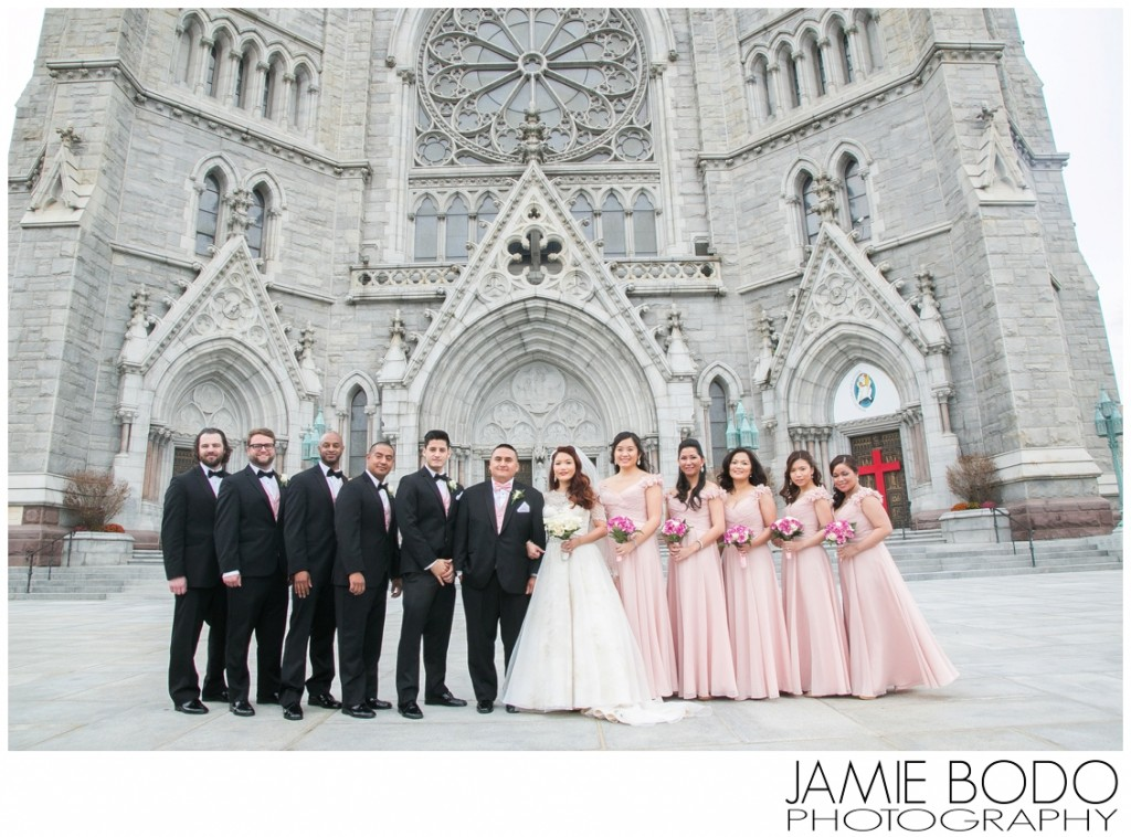newark cathedral basilica of the sacred heart wedding photos_0015