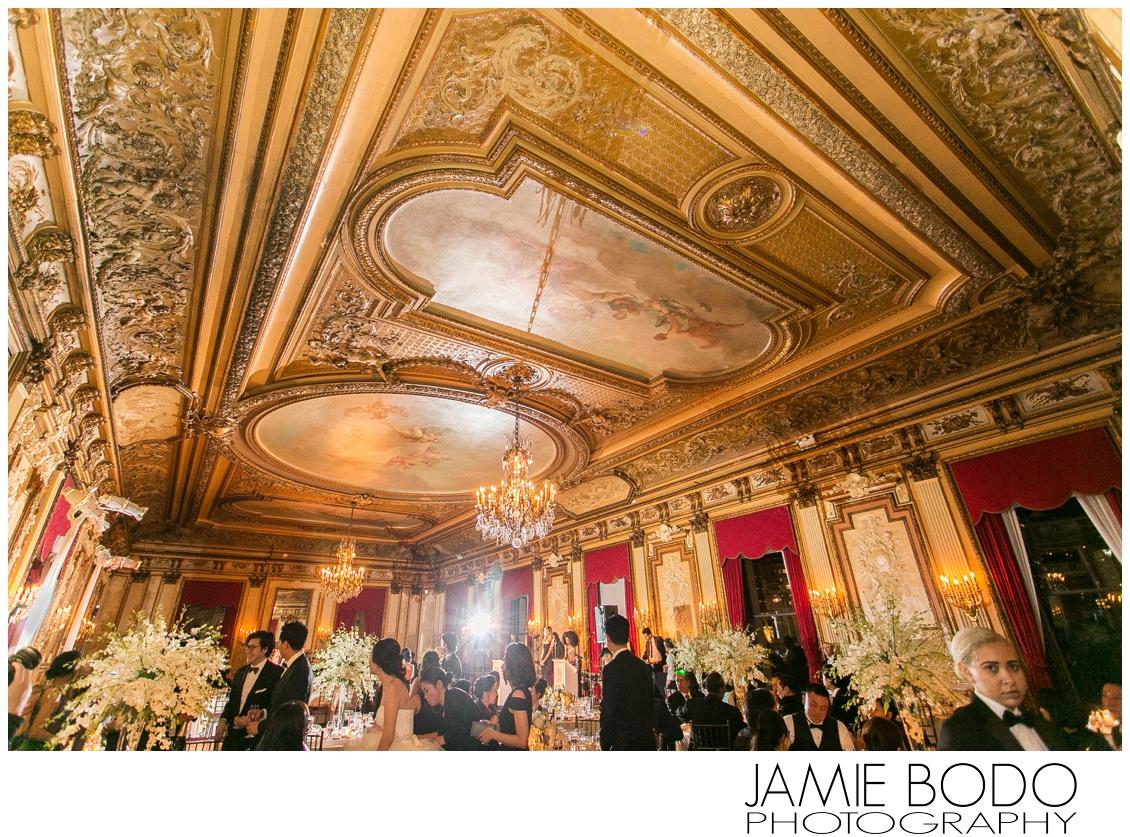 The Metropolitan Club New York City Wedding Jamie Bodo