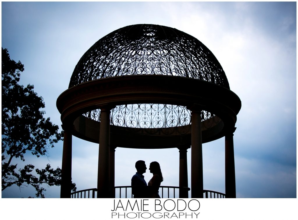 Untermyer Park Yonkers Engagement Pictures