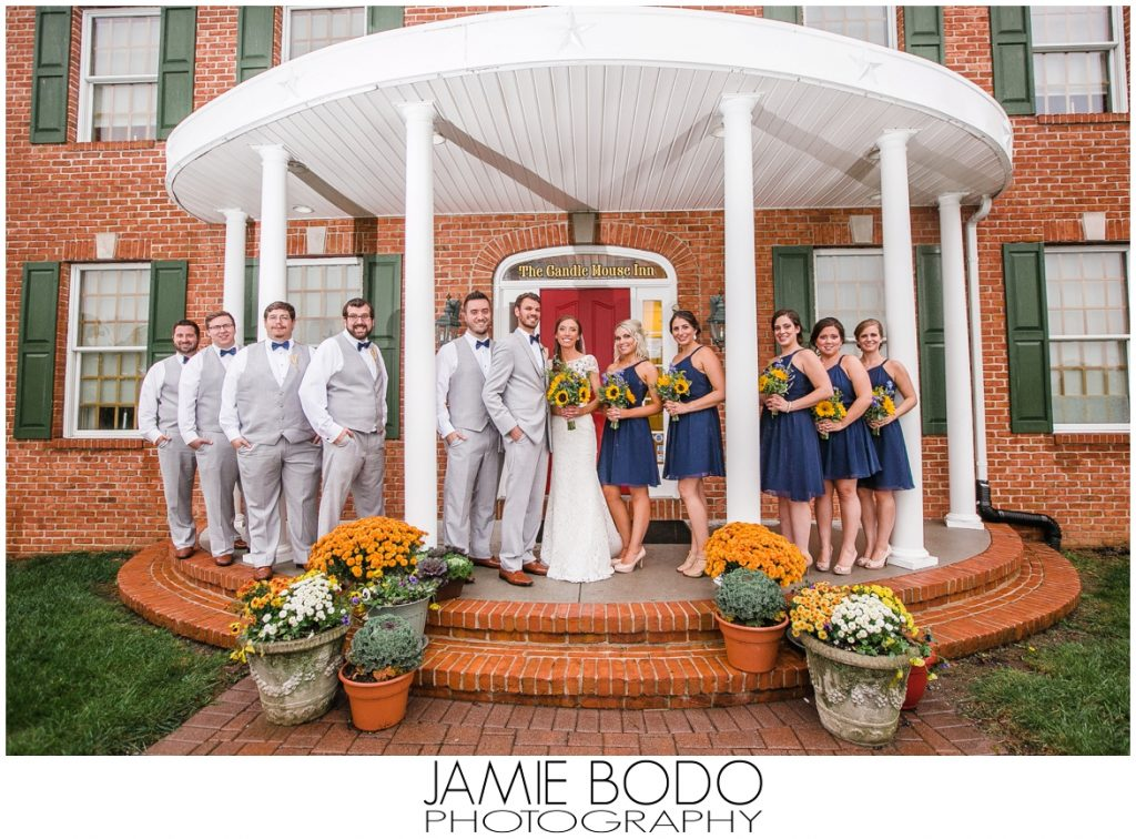 South Jersey Rodes Barn Wedding Photos Swedesboro NJ