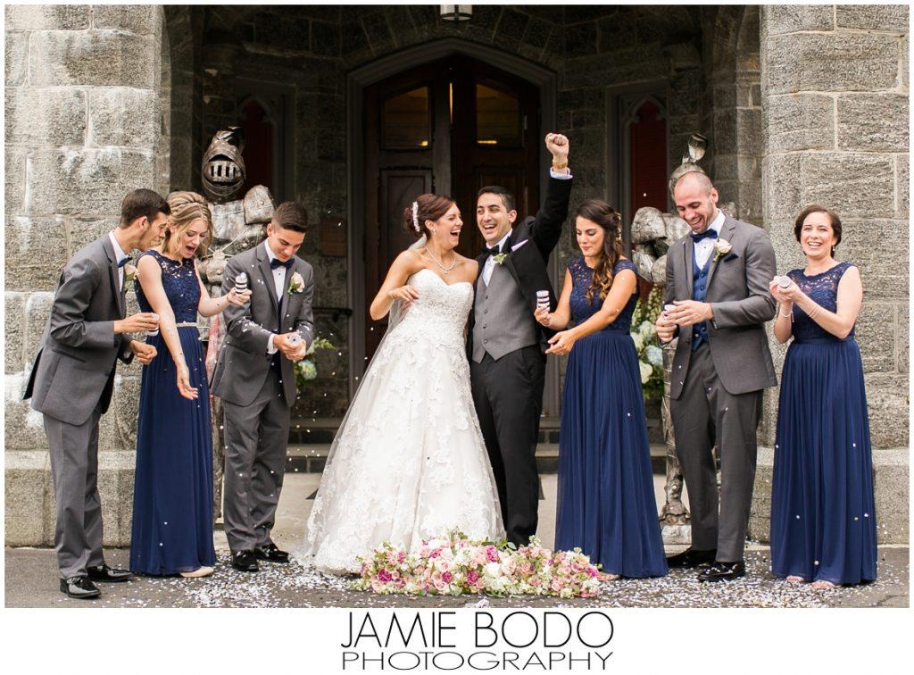 Whitby Castle Wedding Photos Jamie Bodo Photography