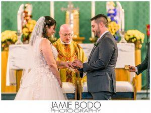 St. Philips Catholic Church Phillipsburg NJ Wedding Photo