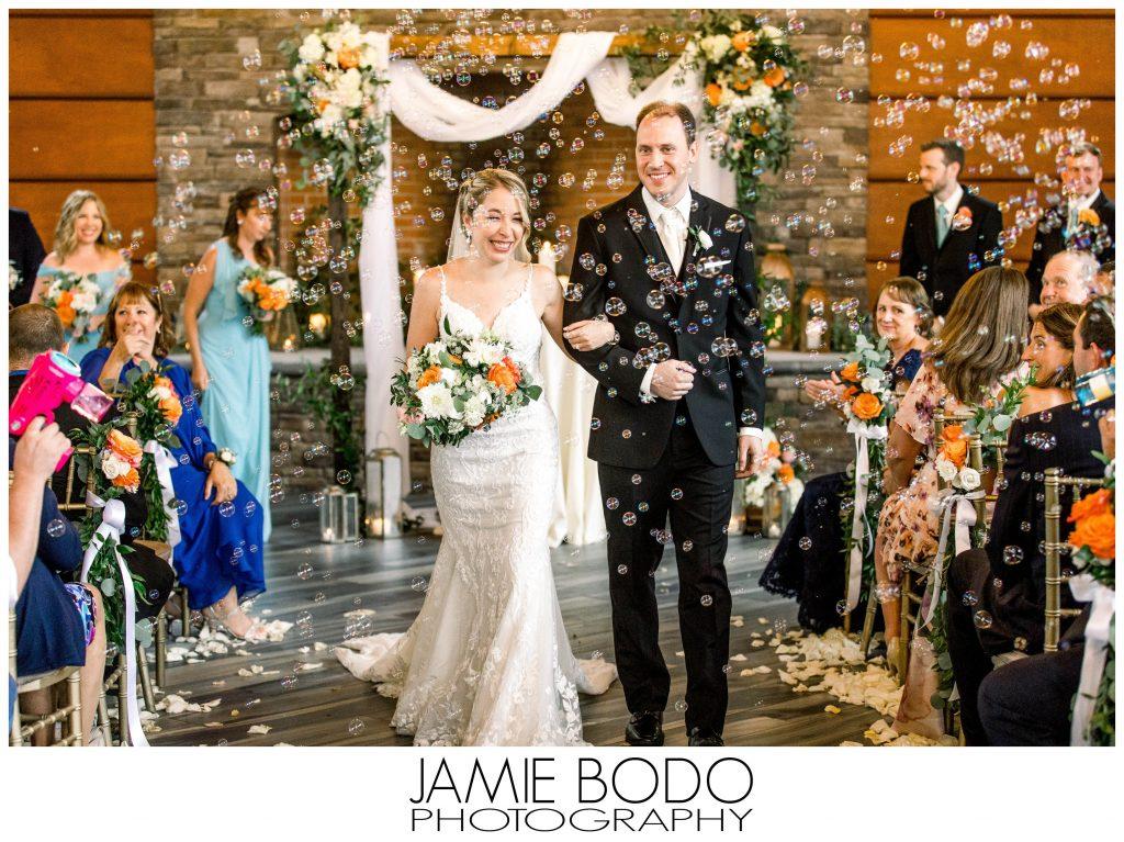 The Lodge at Stirling Ridge Wedding Photos